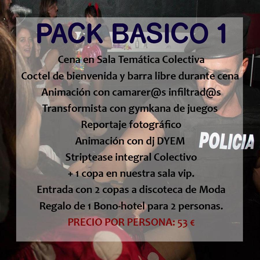 Pack Basico 1