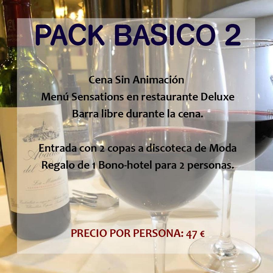 Pack Tardeo 1