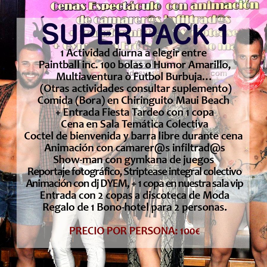 Super Pack 1