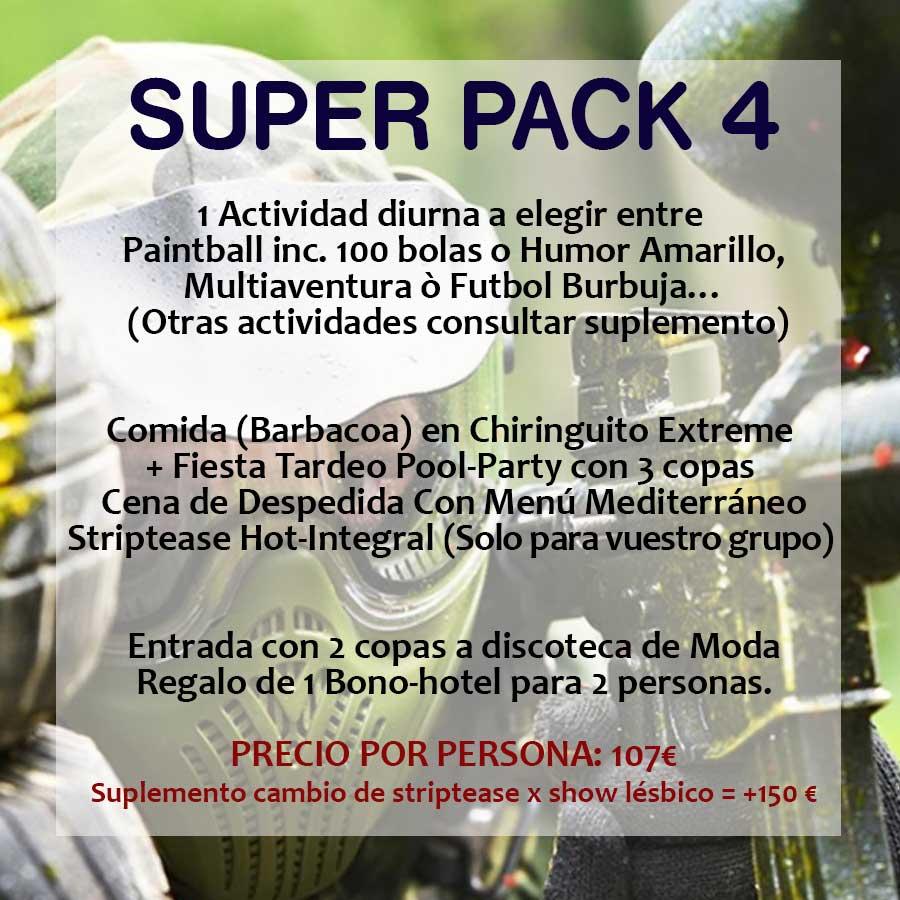 Super Pack 4