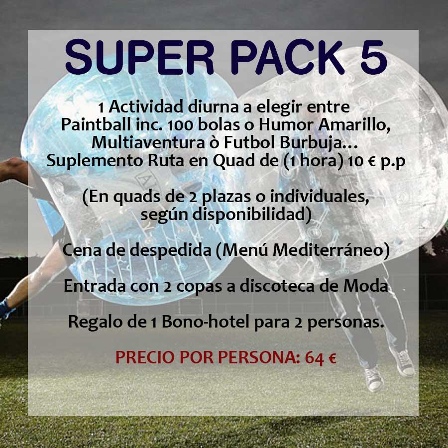 Super Pack 5
